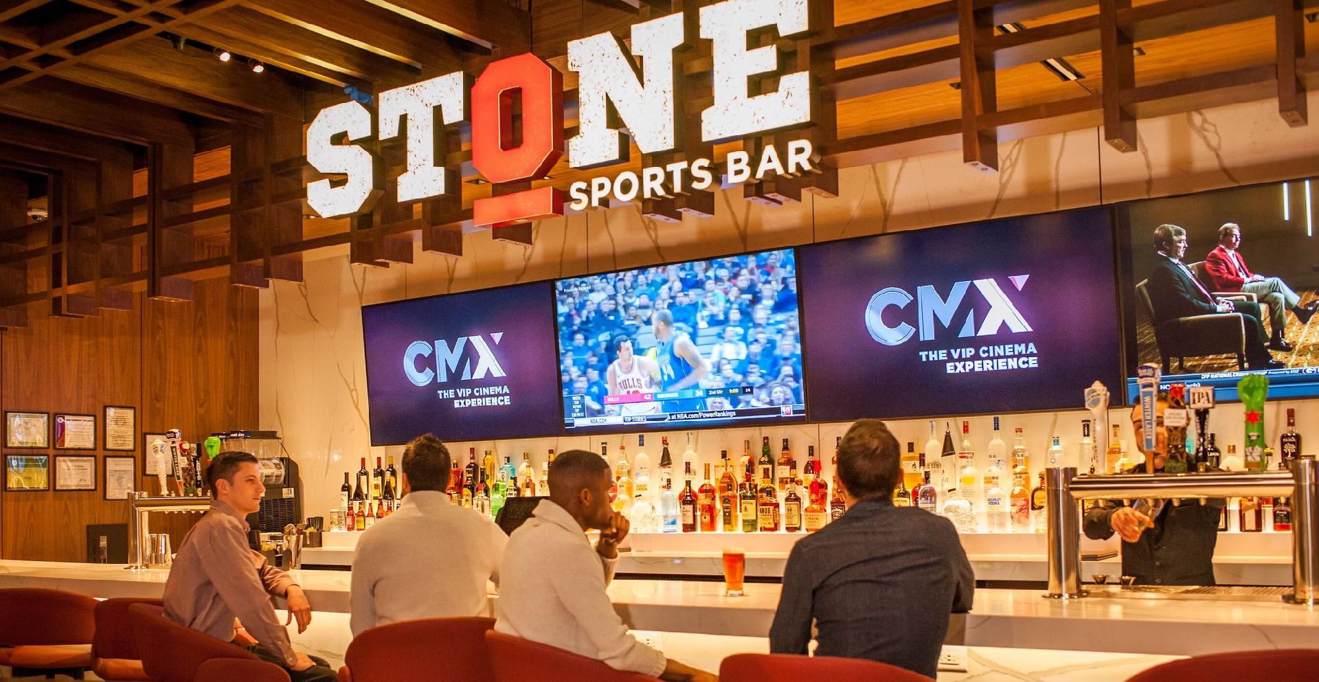 CMX STONE BAR